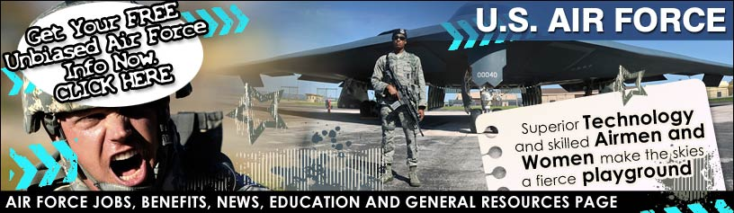 Career Opportunities in the Air Force